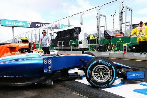 Hari pertama Rio Haryanto di grand prix Formula 1