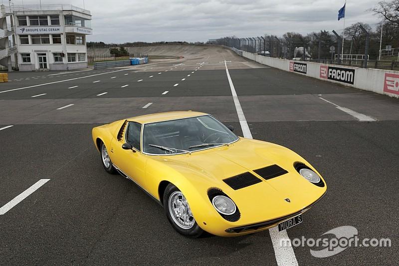 Lamborghini Miura: c'était la perfection avant l'heure