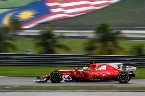 Vettel espera la recuperación de Mercedes