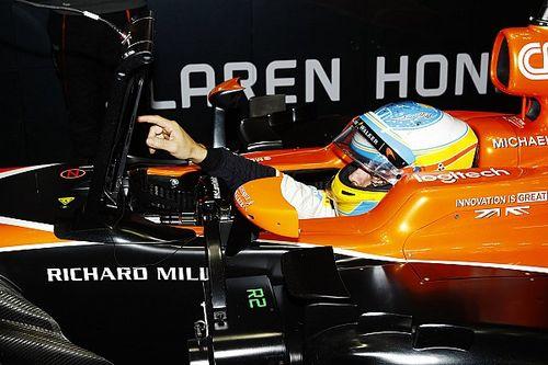 Alonso recibe 35 posiciones de sanción en Suzuka