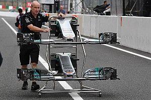 Explained: How Mercedes keeps pushing its F1 aero - video