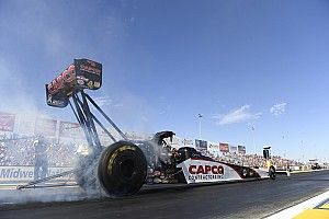 Can any NHRA ace gain an edge in Texas?