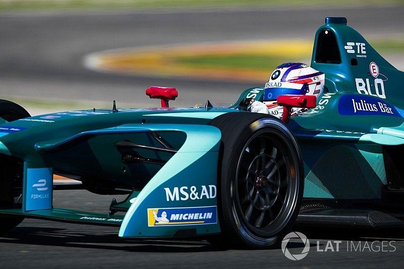 """Blomqvist admite: Fórmula E """"nunca esteve no meu radar"""""""