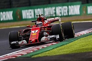 Raikkonen grid cezası aldı!