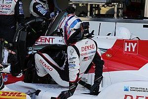 Silverstone, 3° Ora: per Davidson uno stint... infinito