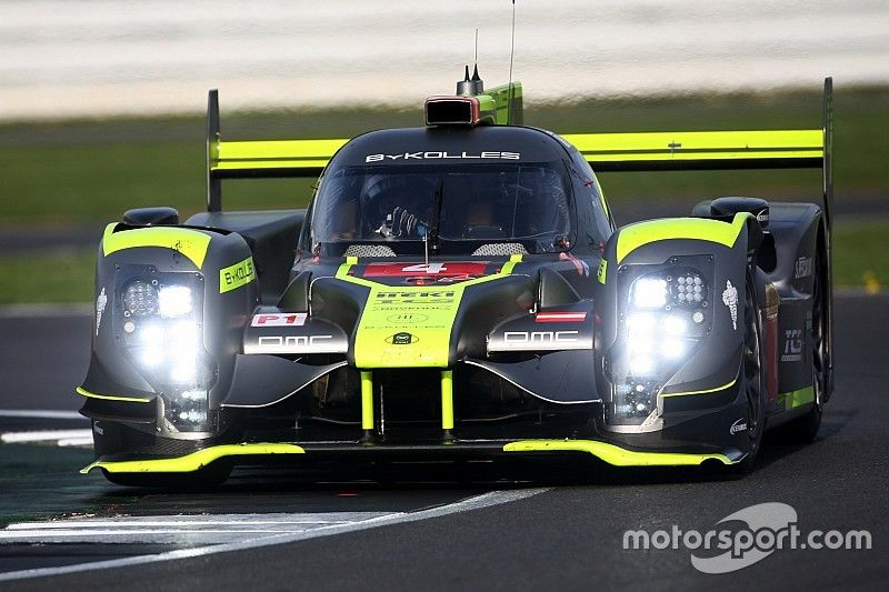 Rossiter to stay with ByKolles for Le Mans