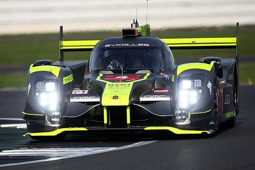 24h Le Mans: James Rossiter bleibt bei ByKolles