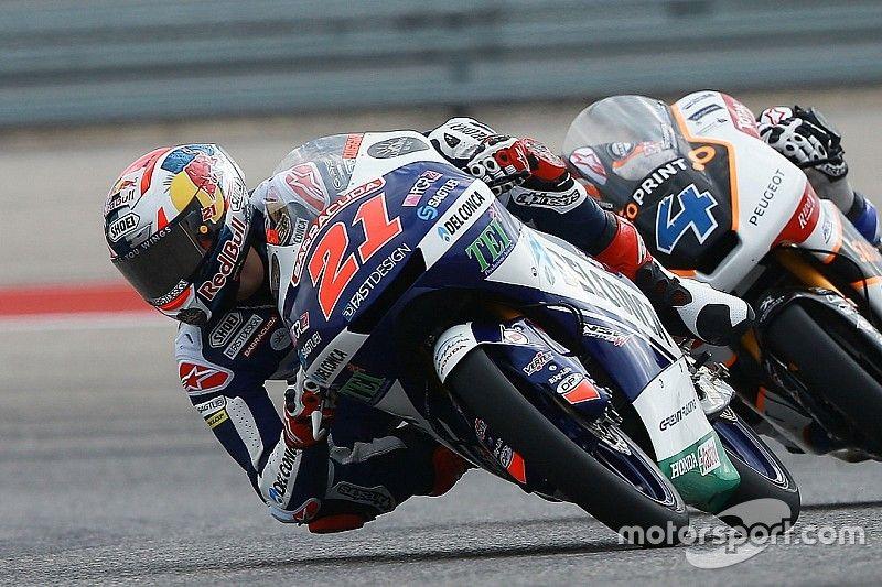 """Di Giannantonio: """"Le Mans mi piace tanto. Ora la Top 5 non mi basta più"""""""