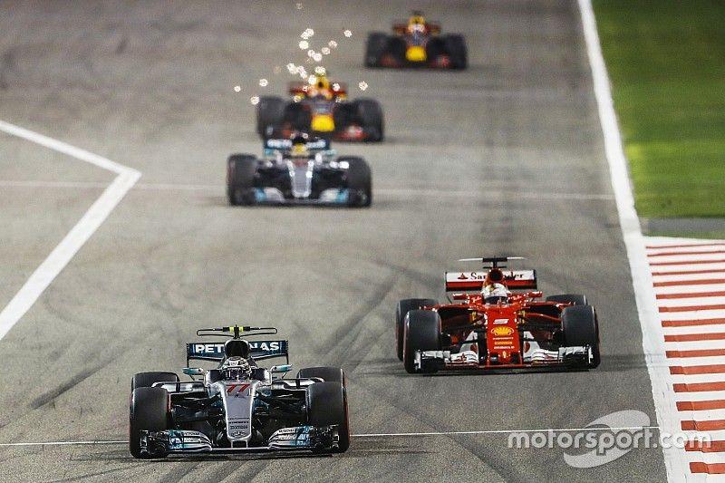 """Pérez : Ferrari et Renault """"au même niveau"""" que Mercedes"""