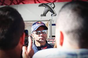 World Rallycross Interview Loeb : Soit on fera les choses plus sérieusement, soit on s'en ira