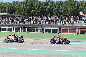 CIV Superbike Gara Pirro regola Zanetti e centra il successo in Gara 1 ad Imola
