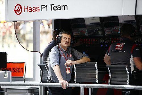 """Haas: """"Zijn nog in gesprek met Ferrucci en Maini"""""""