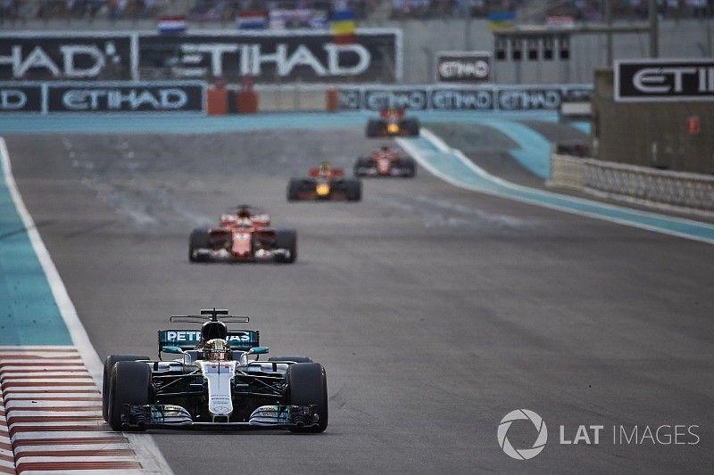 Hamilton révèle ses trois principaux rivaux en F1