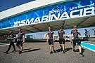 Fotogallery: il Circus di F.1 si prepara per l'ultimo GP della stagione 2017
