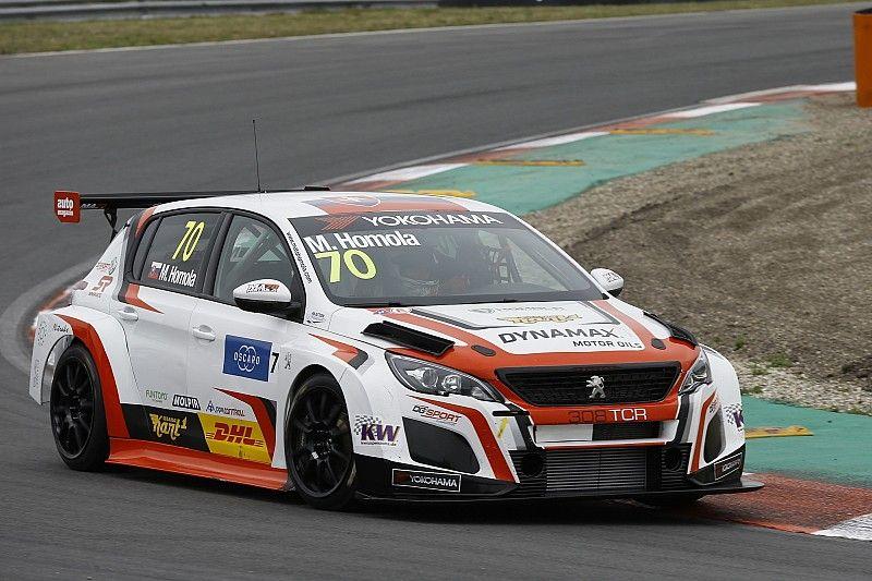 Homola regala il bis alla Peugeot con la vittoria di Gara 2 a Vila Real