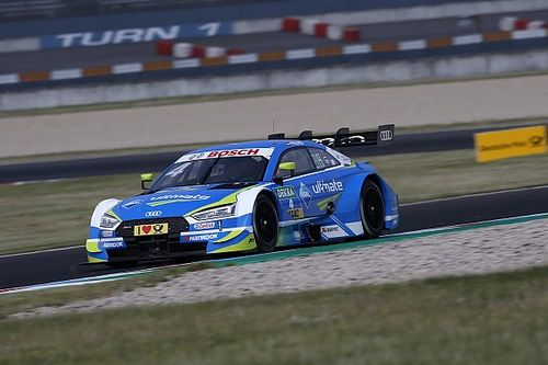DTM Lausitzring: Paffett wint overtuigend, Frijns pakt laatste punt