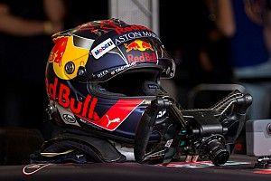 Ферстаппен выступит в 2019 году с новым дизайном шлема