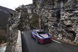 WRC Новость Видео: ошибка Сордо на Ралли Монте-Карло, стоившая ему гонки