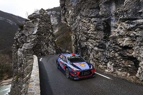 Видео: ошибка Сордо на Ралли Монте-Карло, стоившая ему гонки