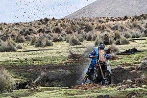 Motos, étape 8 - Van Beveren plie mais ne rompt pas