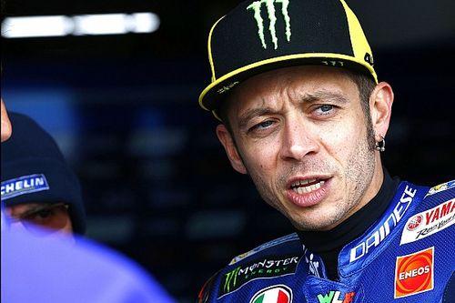 """Valentino: """"Non è certo che avremo la M1 2018 nei test di Valencia"""""""