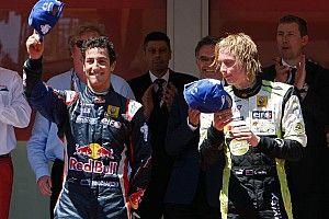 """Ricciardo : Jadis """"au fond du trou"""", Hartley a toujours été rapide"""