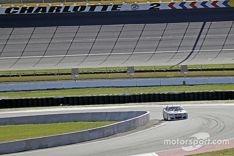 "Trevor Bayne on Charlotte Roval: ""It's going to be a survival race"""