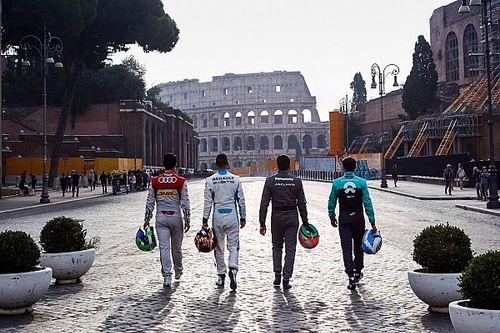VIDEO: la Fórmula E llega a Roma