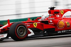 Vettel to get new chassis after practice problems