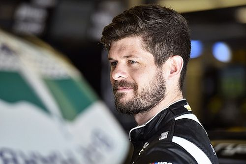 "Ryan Truex: Finishing second to Busch ""feels very validating"""