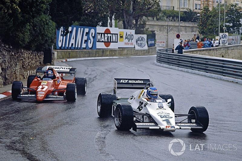 Rosberg's Monaco GP-winning Williams to run at Thruxton