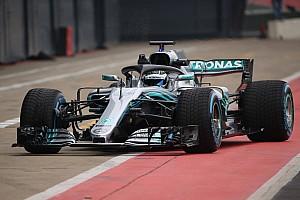 GALERIA: Confira imagens do novo Mercedes W09