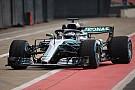 Fórmula 1 Confira primeiras imagens do novo Mercedes W09