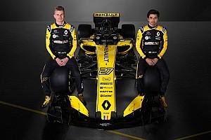 """F1 速報ニュース ルノー、新たなアプローチを採用。""""トラブルフリー""""のテストを目指す"""