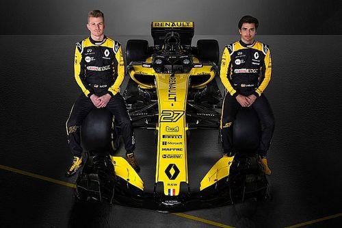 Sainz en Hülkenberg onder de indruk van het gedane huiswerk bij Renault