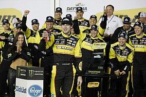 Daytona 500: Ryan Blaney wins first Duel over Logano