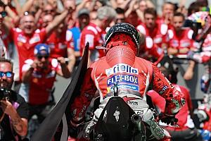 MotoGP Actualités Lorenzo face à l'après-Mugello après une victoire