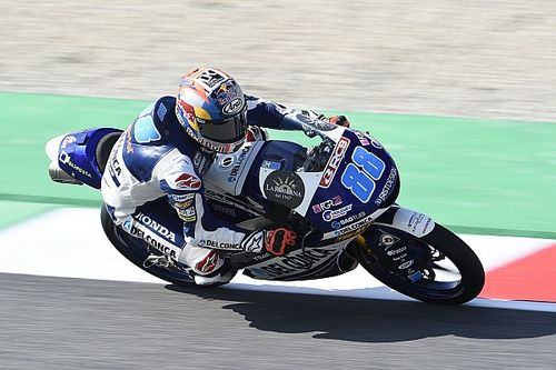Moto3 Italia: Martin catat pole keempat beruntun