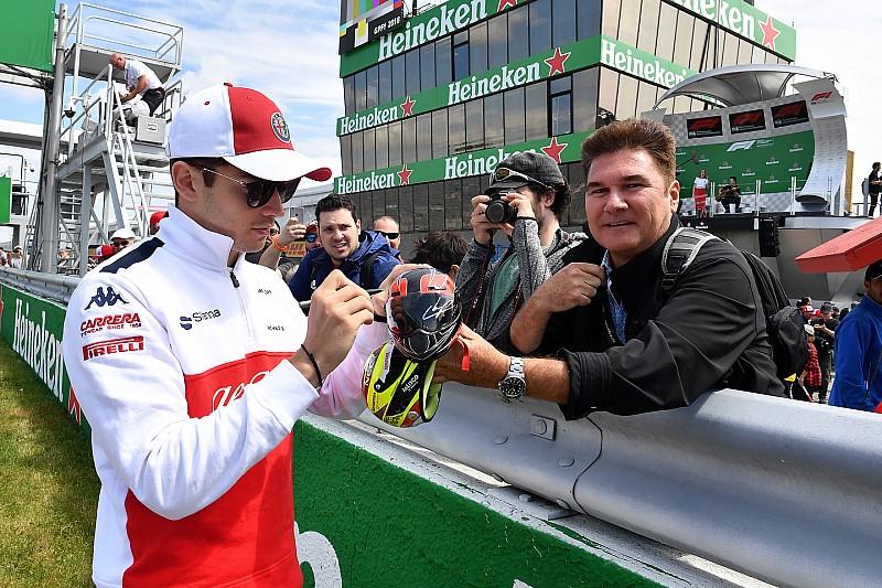 Leclerc espera tener opciones en Ferrari para 2019