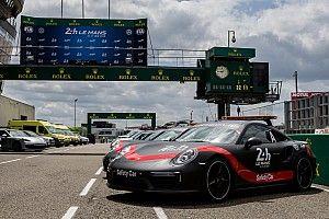 ル・マン24時間レースの安全を守る、ポルシェのセーフティカー