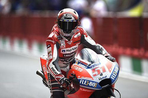 Ducati bestätigt: Kein Bremsdruck beim ersten Versuch