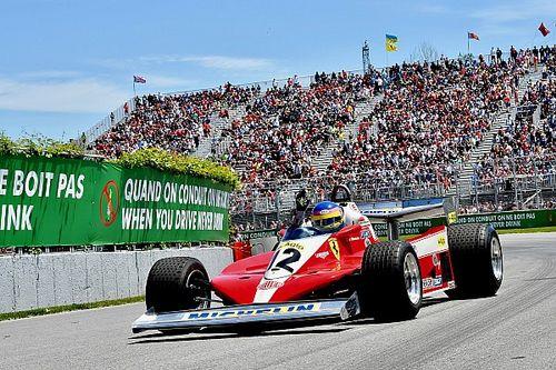 Bildergalerie: Jacques im 1978er-Ferrari von Gilles Villeneuve