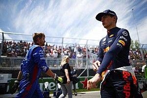 """Verstappen: """"Ho fiducia nella Honda: stanno sviluppando la power unit in maniera positiva"""""""