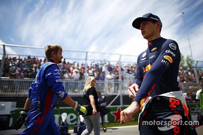 Red Bull et son devoir de canaliser Verstappen