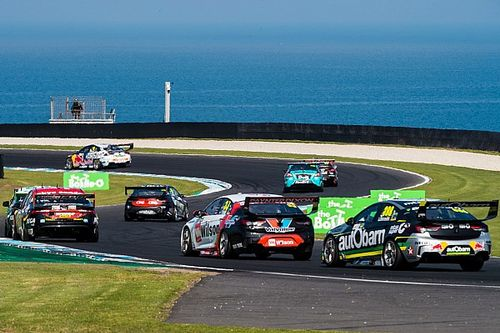 Full Supercars Phillip Island weekend schedule