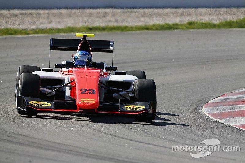 Will Palmer debutta in GP3 con la MP Motorsport
