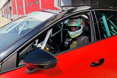 Pit Lane Competizioni convince Andrea Larini con la sua Cupra TCR
