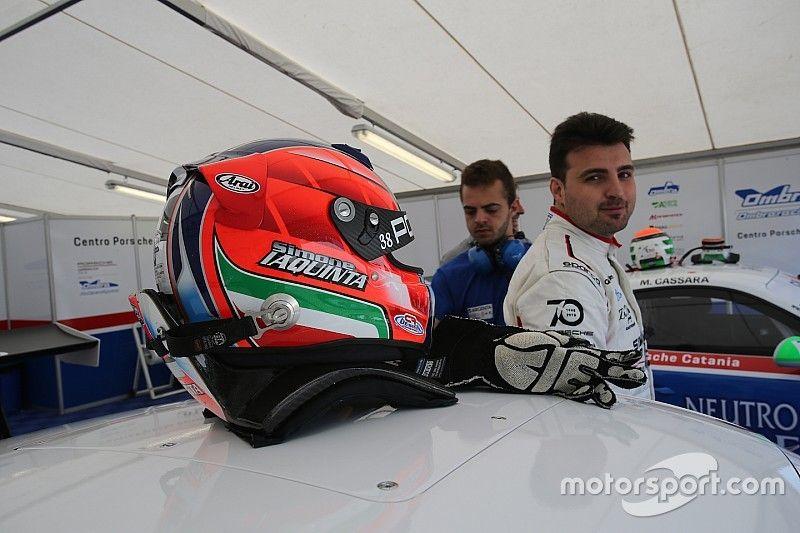 Carrera Cup Italia, Imola: cambia anche gara 2, Iaquinta penalizzato