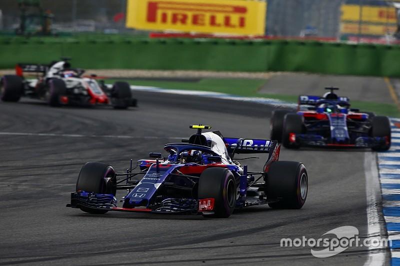 A Toro Rosso két kocsit fog futtatni a hungaroringi teszten