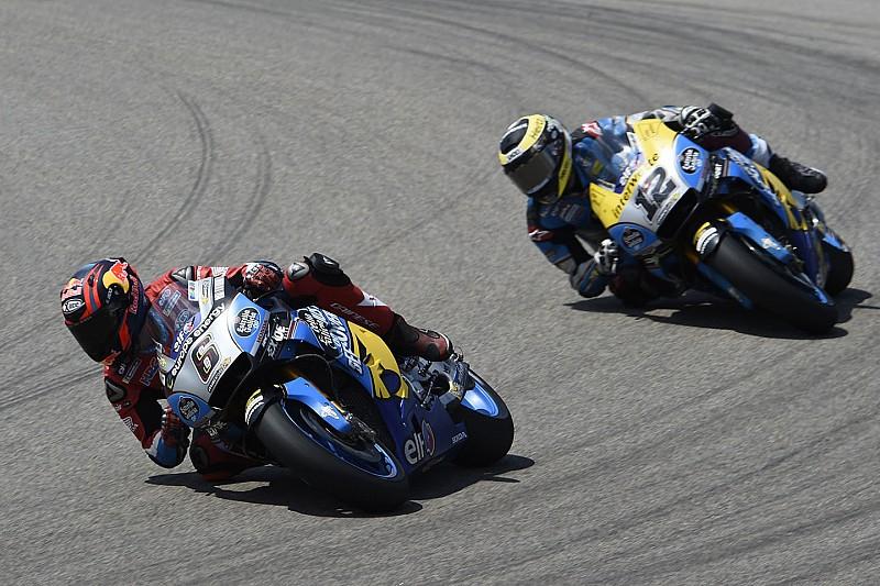 """Bradl """"te voorzichtig"""" om punten te scoren bij MotoGP-comeback"""
